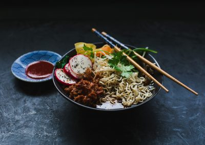 Ultimate Korean BBQ Ramen