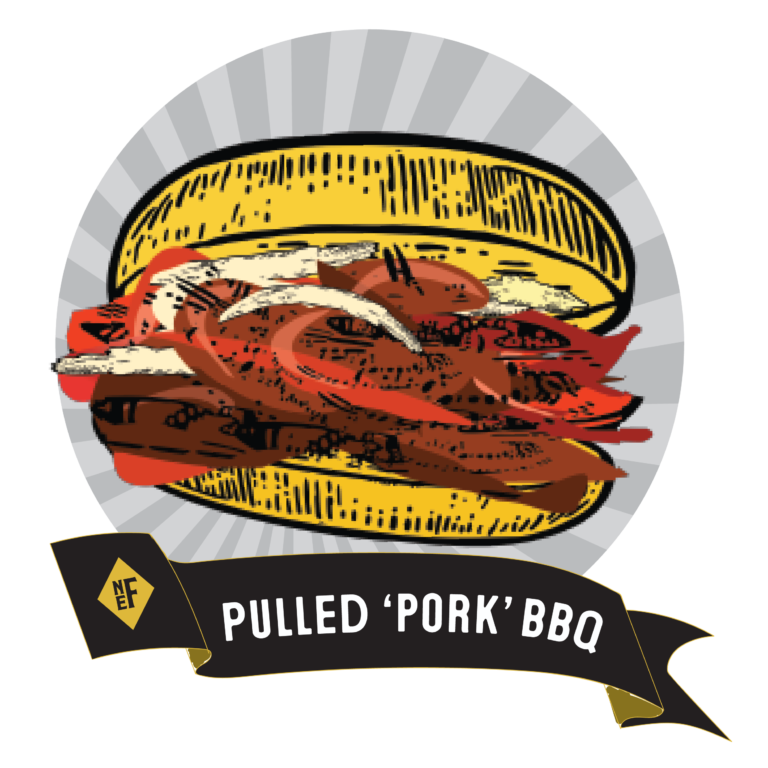 No Evil Foods Pit Boss 'Pulled Pork BBQ'